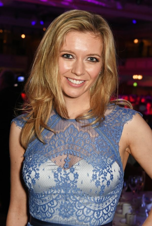 50 Jaw-dropping Hot Boobs Photos of Rachel Riley - Rated Show