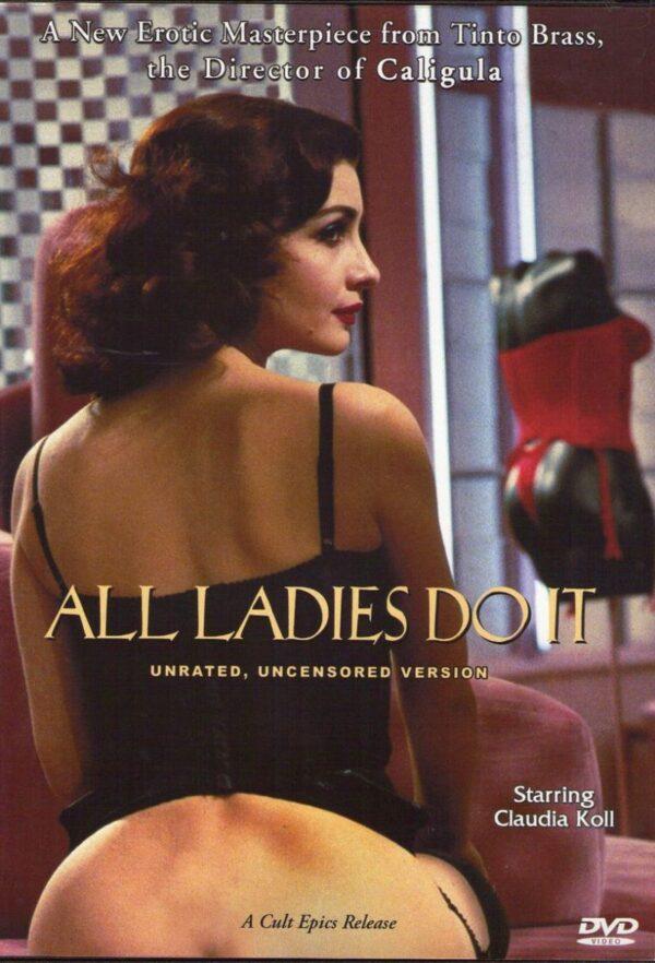All Ladies Do It Italian Adult films