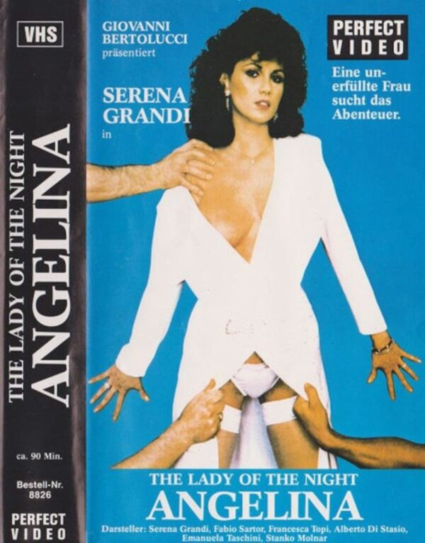 Lady of the Night 1986 Italian Adult films