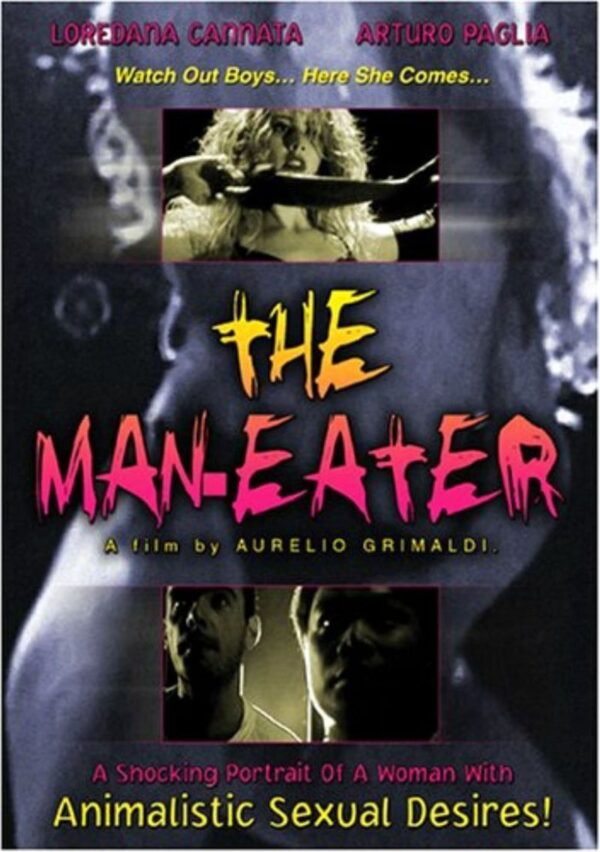 The Man-Eater (film) Italian Adult films