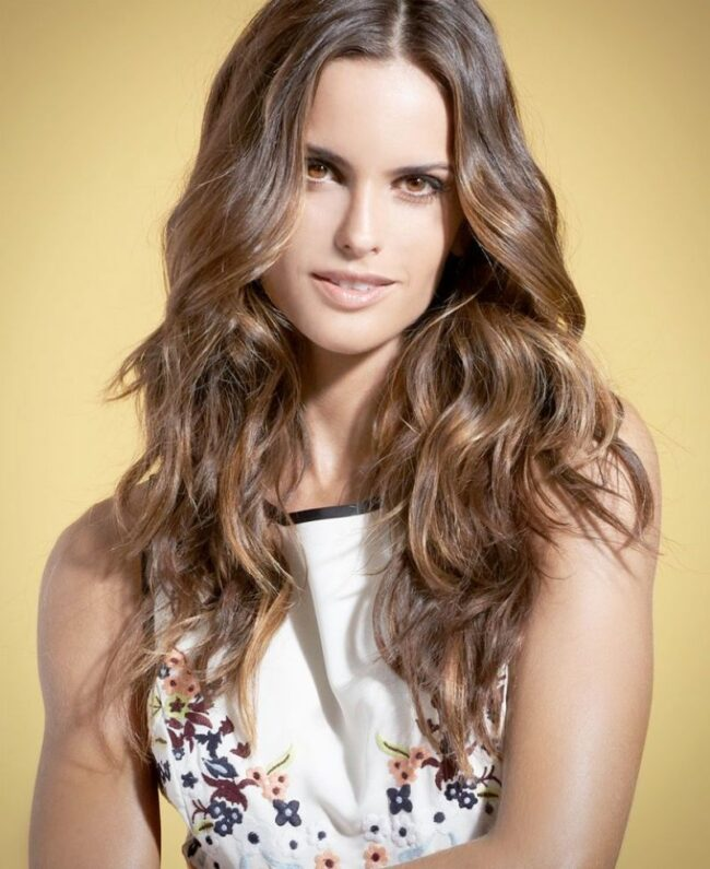 Izabel Goulart top most beautiful brazilian woman