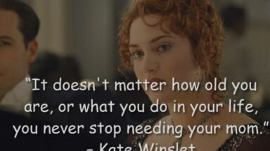 28 Most Inspirational Quotes of Actress Kate Winslet